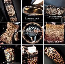 car accessories fashion suits leopard print seat covers car headrests handbrake grips gear shift collars seat covers seat covers for car from