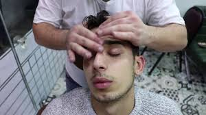 Massage18 Asmr Turkish Barber Massage With Great Facial Care 18 24 Mins