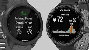 Garmin Watch Comparison Chart 2015 Garmin Forerunner 245 V Forerunner 235 Running Watches Compared