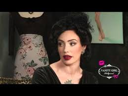 thumbnail vanity tv micheline pitt of pinup
