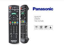 panasonic viera tv. panasonic viera led/lcd tv remote control multi models rm-1020m tv