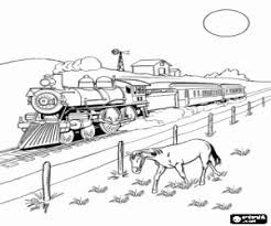 Browse to find your child's favorites or click download all to download the this train coloring page will keep your budding conductor engaged! Trains Coloring Pages Printable Games