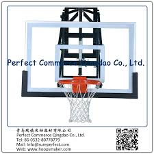 adjule height wall mounted basketball hoops