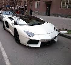 lamborghini aventador matte white. the white devil of armenian streets lamborghini aventador roadster lp700 matte
