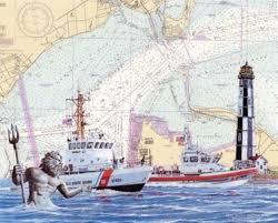 Coast Guard Chart Art Cg2 A S Page 9 Chart Art Prints