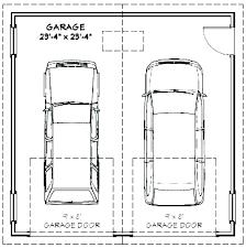 two car garage minimum dimensions what size garage plus size of two car garage standard 2