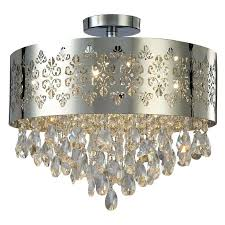 crystal semi flush mount chandelier source lighting source 9 light semi flush mount chandelier nerisa 4