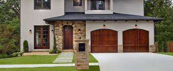 reserve collection authentic wood carriage house garage doors