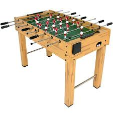 Miniature Wooden Foosball Table Game Best Choice Products 100 Foosball Table Competition Sized Soccer 23