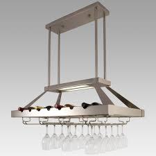 Inspiring Rack Ceiling Hanging Wine Glass Rack Hanging Wine Rack Ceiling  Mounted Wine Glass Rack