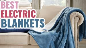 best electric heated blanket review