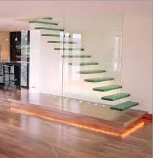 Brilliant Glass Staircase Design 33 Glass Staircase Design Ideas Bringing  Contemporary Flare Into