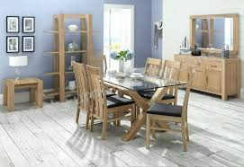 decoration full size of bedroom delightful glass and wood dining table slate top wooden room