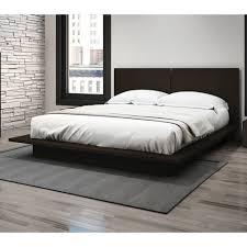 King Bed Frame Low Platform Full Zinus Steel Profile Ikea Home ...