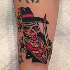 олд скул татуировки Akira Latanzio