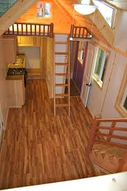 Small Picture 322 sq ft tiny house with two lofts that make it look huuuuuge