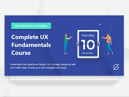 Ux Design Course Vancouver My Ux Design Course Cover Egypt By Ema Ghanam On Dribbble