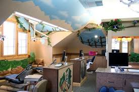 Pediatric Dentist Office Design