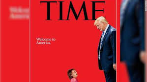 Magazine Editor Job Description Simple Time Cover Backlash Magazine Stands By Illustration Of Crying Girl