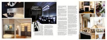 kensington chelsea magazine portfolio