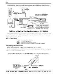 msd al wiring diagram wiring diagram msd 7al 3 ignition control