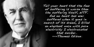 Thomas Edison Quotes Delectable Thomas Edison Quotes Legends Quotes