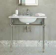 bathroom sink console table cormansworld for american standard console sink decorating