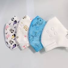 Safe <b>KN95 Children</b> Face Mask GB2626-2006 Approved for <b>Anti</b> Dust