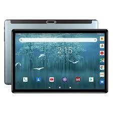 Perkbox Thiết Kế Máy Tính Bảng 10 Inch Quad Core 32GB EMMC Lưu Trữ Điện  Thoại 3G 1280*800 IPS 2.5D Kính màn Hình Hệ Điều Hành Android 9.0 Viên  10.1 Tablets