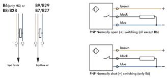 3 wire proximity switch wiring efcaviation com Wiring 3 Wire Proximity Sensor at 2 Wire Proximity Sensor Wiring Diagram