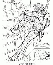 Navy Coloring Pages Printable Bltidm