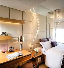 hanging bedside lights view in gallery hanging chandelier pendants double as bedside lighting hanging bedside lights