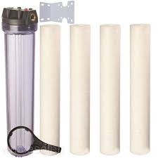 Whole house sediment water filter American Plumber 20 The Home Depot 20