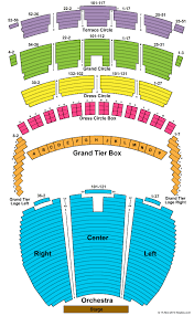 Family Arena St Charles Mo Seating Chart Powell Hall Seating Chart Powell Hall St Louis Missouri