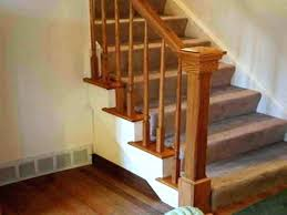 stair handrail kits stair railing kits wood stair kits interior wood stair railing kits exterior stair