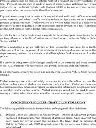 Chapter 7 Traffic And Traffic Accident Procedures Pdf