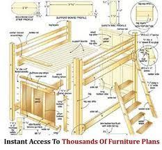 ... Fancy 4 Building Plans Bunk Beds Free Bunk Beds Plans You Can Build For  Around 100 ...