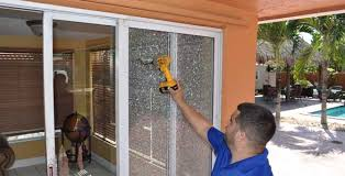 sliding glass door repair photos