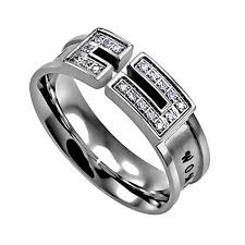 ce ring woman of snless steel jewelry kingw 2259