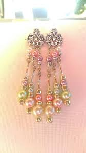 living luxury multi colored chandelier earrings 49 multi colored chandelier earrings