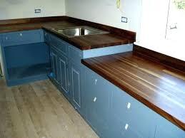 black walnut countertop wood black walnut kitchen countertops