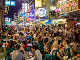 It In San Bangkok Khao What Is Road