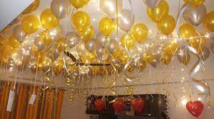balloon decoration for birthday party