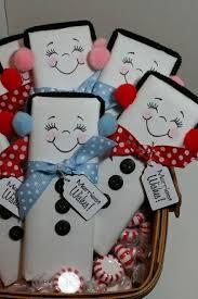 DIY Candy Cane Sleighs For Christmas Homemade GiftsChocolate For Christmas Gifts