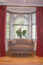 how to put curtains in a bay window beautiful bay window curtain rod fabulous ceiling mounted curtain