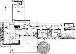 Frank Lloyd Wright Studio Blueprint By BlueprintPlace On Etsy Frank Lloyd Wright Home And Studio Floor Plan