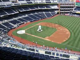 Petco Park Seating Chart Field Box Petco Park Seat Views Section By Section