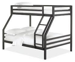 Fort Kids' Steel Duo Bunk Bed - Modern Bunk Beds & Loft Beds ...