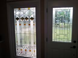 arts crafts home office. Custom Made Stained Glass Window - \ Arts Crafts Home Office