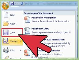 How To Prepare Slides For Ppt How To Create A Photo Slideshow With Powerpoint With Sample